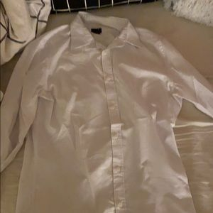White Button-Down (M)